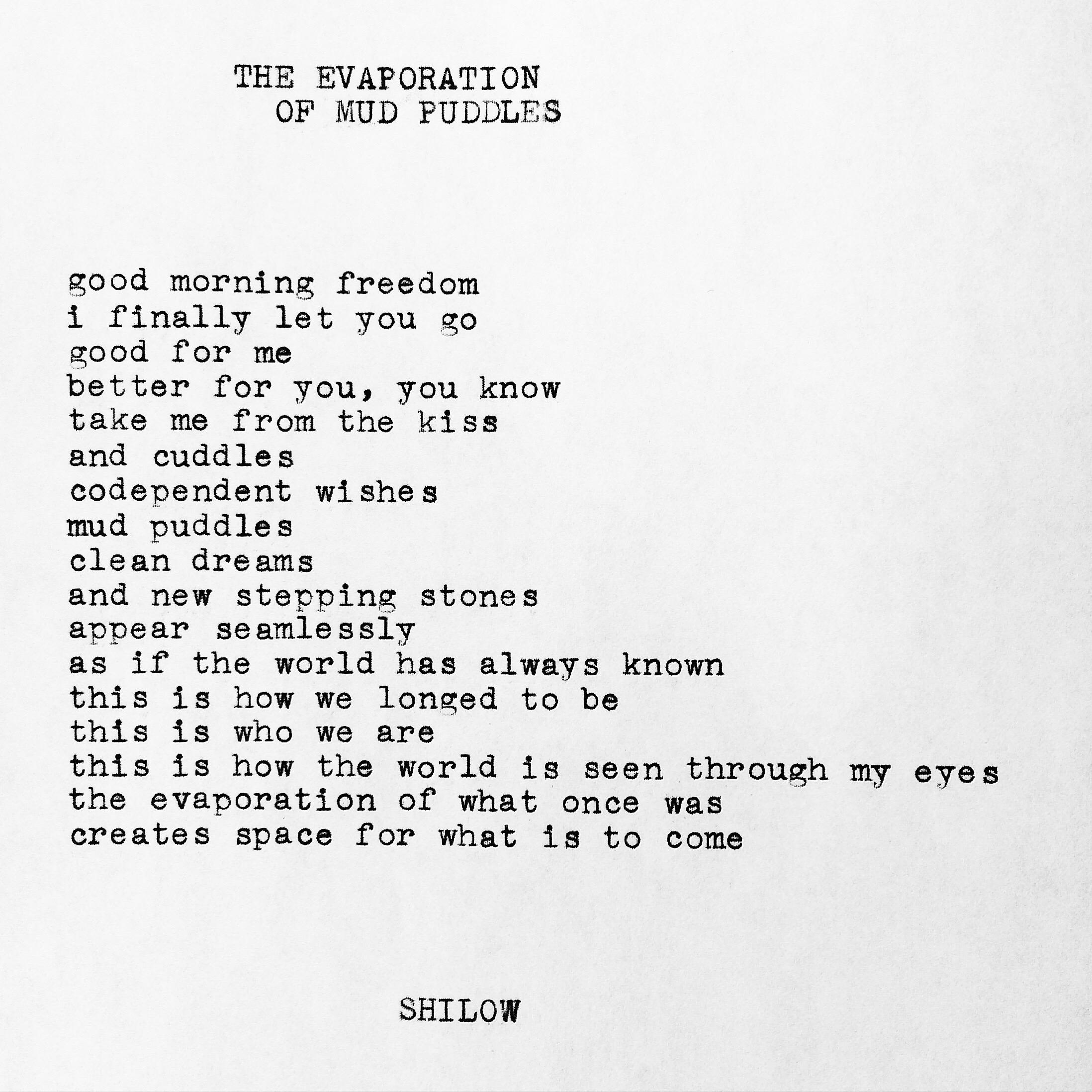 Flirtatious poems