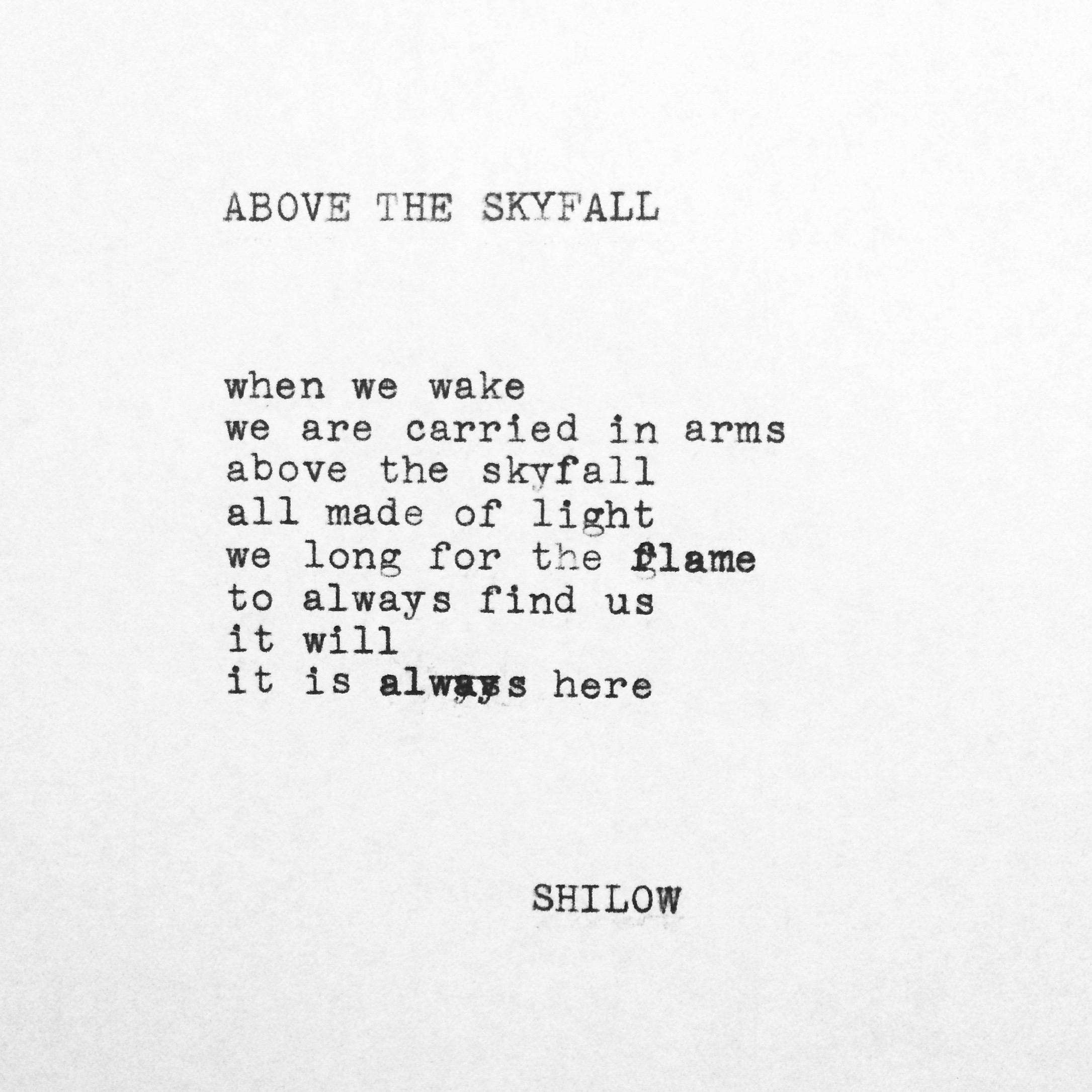 self confidence poems